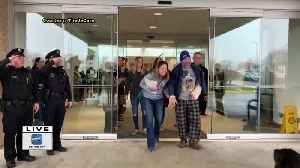 Officer wounded at Oshkosh West released from the hospital [Video]