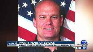 Funeral, procession to be held Friday in Littleton for fallen Summit County firefighter [Video]
