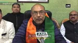 Manipur will be fully protected from CAB CM Biren Singh thanks Amit Shah for extending ILP in his state [Video]