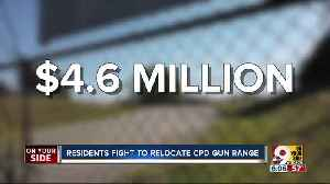 Lincoln Heights fights for CPD to remove noisy gun range [Video]