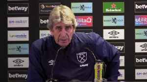 Manuel Pelligrini says West Ham must improve [Video]