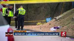 Deadly hit and run sparks discussion on need for sidewalks [Video]