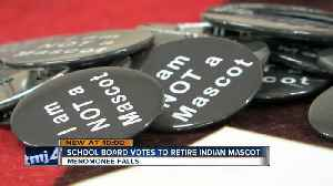 Menomonee Falls School Board votes to remove the nickname/mascot name 'The Indians' [Video]