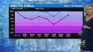 CBS 2 Weather Watch (10 P.M. 12-9-19) [Video]