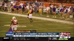 News video: Jalen Hurts named finalist for Heisman Trophy, 4th straight season a Sooners' QB will attend ceremony