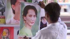 Aung San Suu Kyi to appear at ICJ as Myanmar faces genocide case