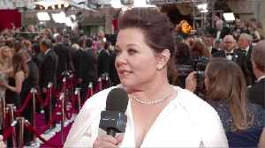 Melissa McCarthy on the Oscars 2020 All Access Red Carpet [Video]