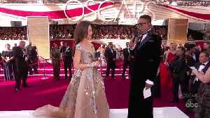 Michelle Yeoh Oscars 2020 Red Carpet Interview [Video]