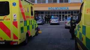 Six dead at hospital shooting in Czech Republic