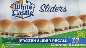 White Castle Issues Recall Of Frozen Sliders Over Possible Listeria Contamination [Video]