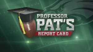 Professor Pat's Report Card [Video]