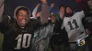 Eagles Nation Thrilled, Relieved That Birds Keep Playoff Hopes Alive [Video]