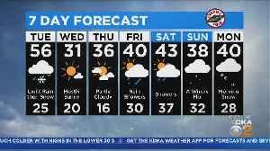 KDKA-TV Morning Forecast (12/10) [Video]