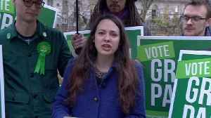 Greens 'will scrap tuition fees' [Video]