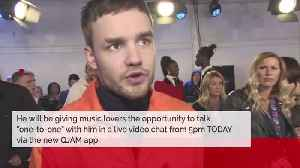 Liam Payne to take part in world's first digital signing event [Video]