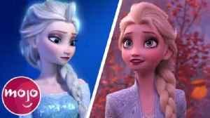 Frozen VS Frozen 2 [Video]