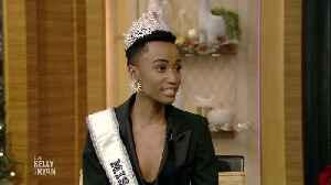Miss Universe Zozibini Tunzi [Video]