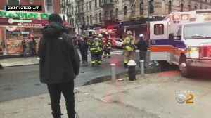 Carbon Monoxide Incident Sends 5 To Hospital In Manhattan [Video]