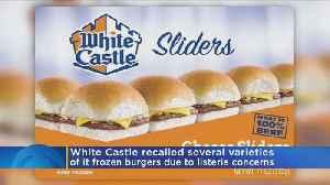 White Castle Recalls Frozen Burgers [Video]