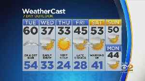 New York Weather: 12/10 Tuesday Afternoon Forecast [Video]
