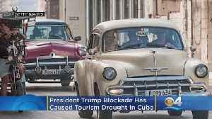 Trump Blockade Has Caused Tourism Drought In Cuba [Video]