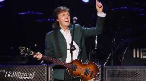 Paul McCartney Teaming Up With Netflix & Gaumont on 'High in the Clouds' Animated Feature | THR News [Video]