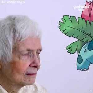 "Watch this cute grandma play ""Who's that Pokémon?"" [Video]"