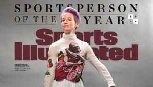 'Sports Illustrated' Names Megan Rapinoe Its Sportsperson of the Year [Video]