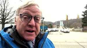 Reporter Update: John Shumway - Sewickley & Neville Island Bridge Construction [Video]