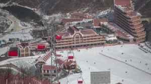 News video: North Korea Opens a New Ski Resort
