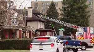 Reporter Update: Bob Allen - Honus Wagner's House Catches Fire [Video]