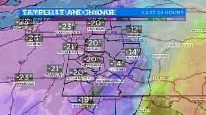 Reporter Update: Ray Petelin - Afternoon Forecast 12/10/19 [Video]