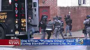 BREAKING: Police Officer Among 6 Killed After Shootout In Jersey City [Video]
