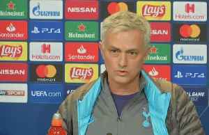 Tottenham not dwelling on 7-2 Bayern defeat ahead of next match - Mourinho [Video]