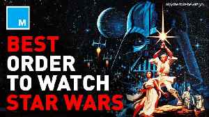 What is the best order to binge watch all nine 'Star Wars' movies? [Video]