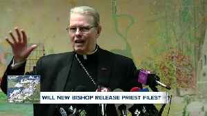 Scharfenberger faces first test of transparency with Buffalo priest files [Video]