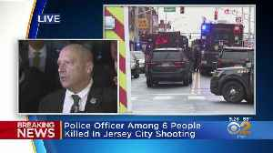Jersey City Officials Identify Officer Killed In Deadly Shootout [Video]