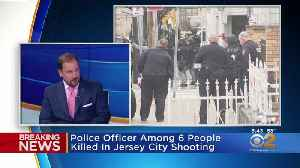 Former FBI Agent Discusses Deadly Jersey City Shootout [Video]