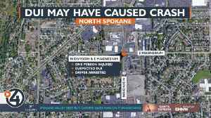 Spokane police arrest suspected drunk driver who nearly sped through separate DUI investigation [Video]