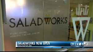 New Saladworks now open in Rochester [Video]