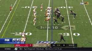 Saints Report: Saints lose grip on NFC in shootout loss to 49ers [Video]