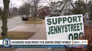 'This is their store': SASY Neighborhood fundraiser to support Jenifer Street Market [Video]
