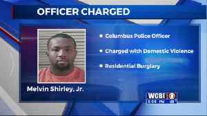 Officer Charged [Video]