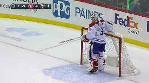 Pittsburgh Penguins vs. Montreal Canadiens - Game Highlights [Video]