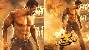 Dabangg 3 | Climax Poster Salman Khan Shows Off Abs, Goes Shirtless With Kichcha Sudeep [Video]