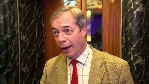 Farage criticises PM for not doing a deal with Brexit Party [Video]