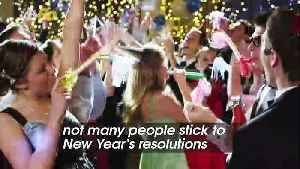 How to Make This the Year You Finally Stick to Your New Year's Resolution [Video]