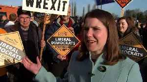 Swinson optimistic Lib Dems can 'cause some upsets' [Video]