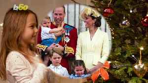 Prince George and Princess Charlotte Have Started Their Countdown to Christmas [Video]