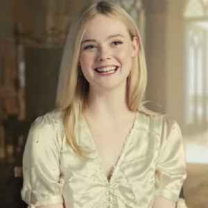 Exclusive: Elle Fanning Gushes Over Her Stunning Wedding Dress in Maleficent: Mistress of Evil [Video]